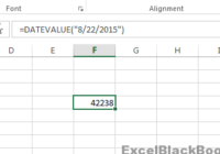 DATEVALUE-Function-in-Excel-ExcelBlackBook.com