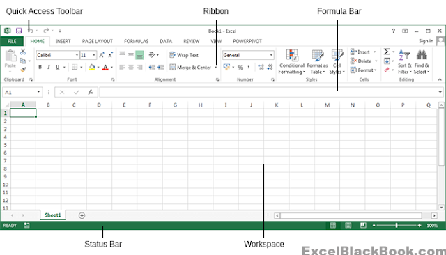 Excel-Application-Window-ExcelBlackBook.com_
